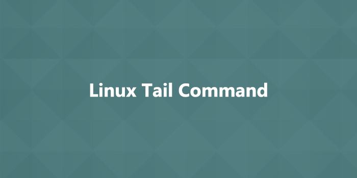 Linux Tail Command