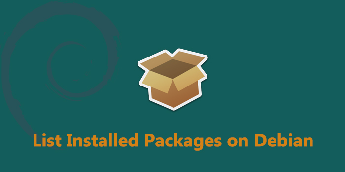 List Installed Packages on Debian
