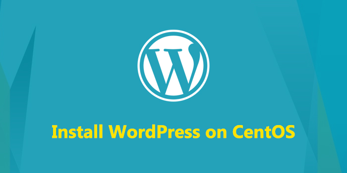 How to Install WordPress with Nginx on CentOS 7