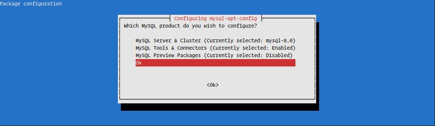 debian-select-mysql-version