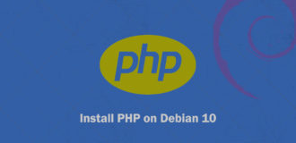 How to Install PHP on Debian 10 Linux
