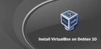 How to Install Virtualbox on Debian 10