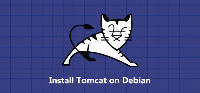 How to Install Tomcat 9 on Debian 10