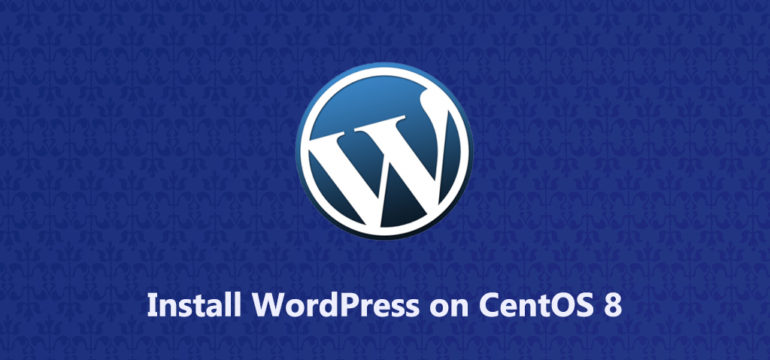 How to Install WordPress with Apache on Debian 10