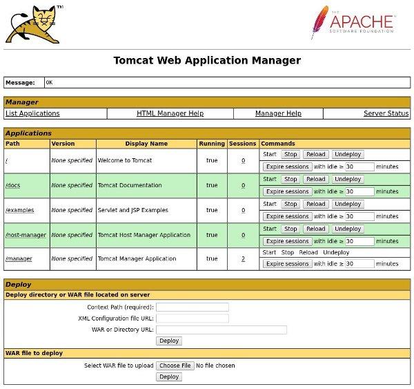 tomcat-manager