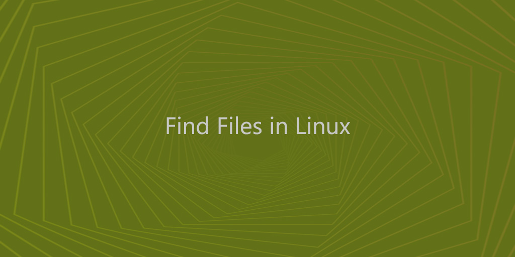How to Find Files in Linux Using the Command Line