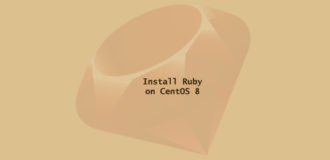 How to Install Ruby on CentOS 8