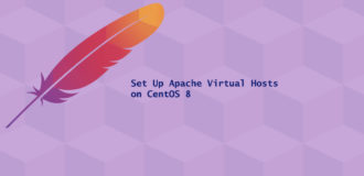 How to Set Up Apache Virtual Hosts on CentOS 8