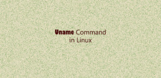uname command in linux