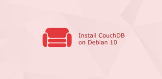 How to Install CouchDB on Debian 10