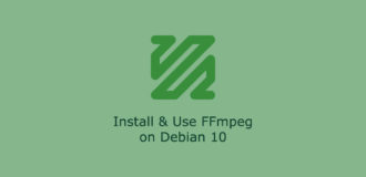 How to Install and Use FFmpeg on Debian 10
