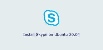 How to Install Skype on Ubuntu 20.04 LTS