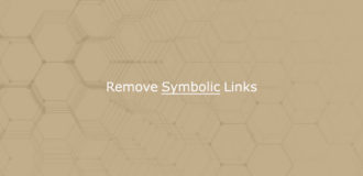 How to Delete (Remove) Symbolic Links in Linux