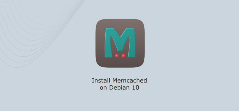 How to Install Memcached on Debian 10