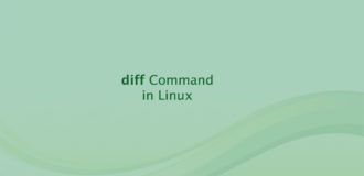 Diff Command in Linux