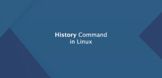 History Command in Linux (Bash History)