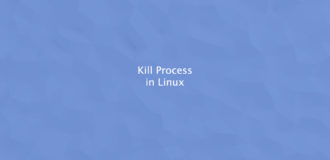 How to Kill a Process in Linux