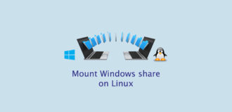 How to Mount Windows Share on Linux using CIFS