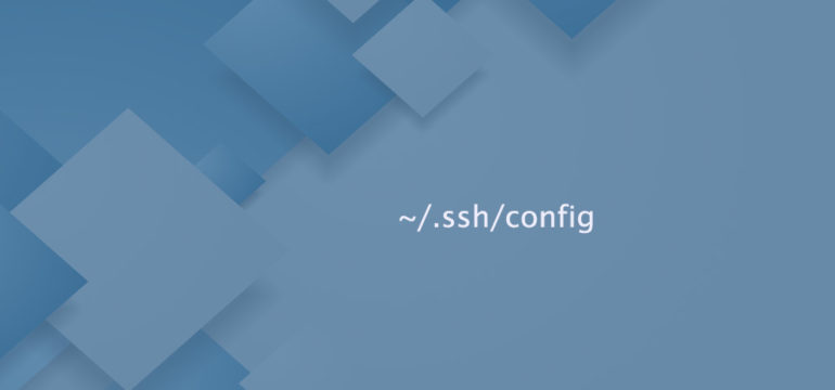 Using the SSH Config File