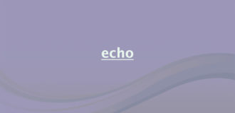 Echo Command in Linux with Examples