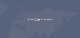 Linux Time Command